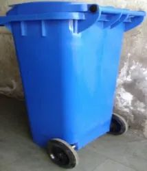 Waste Container & Dustbin 240 Liter with Wheel