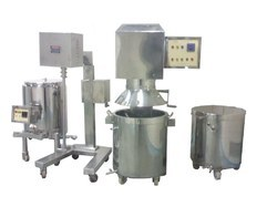 Ointment Section Machine