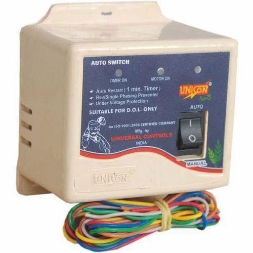 three phase electric dol auto switch starter, voltage: 220/380 v