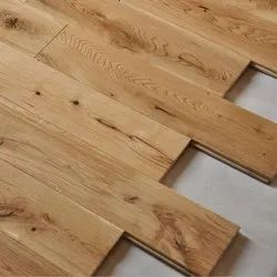 Oak Solid Wood Flooring Service