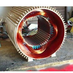 Rewinding Offline Electric Motor Repair, In Pune, Service Center