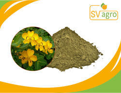 Brown Casia Angustifolia Senna Extract, Packaging Size: 25 kg