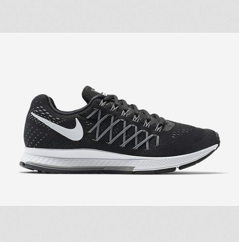low priced 0b03a 9c210 Nike Zoom Pegasus 32 Black Running