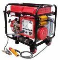 Portable Petrol Welder Cum Generator G-W8000-RS