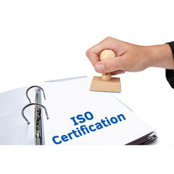 Certification And Consultancy Services
