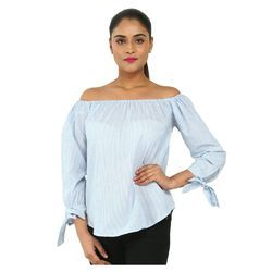 a83006e43d2f59 Off Shoulder Top - Manufacturers   Suppliers in India