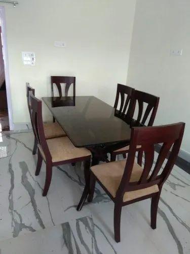 Dining Table Set in Delhi, डाइनिंग टेबल सेट, दिल्ली, Delhi ...