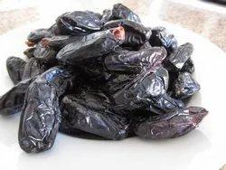 Dark Black Kimia Dates, Packaging Type: Carton, 1 Year