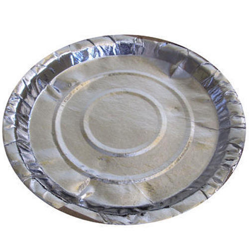 SRI Silver Disposable Paper Plate  sc 1 st  IndiaMART & SRI Silver Disposable Paper Plate Rs 28 /packet Shriram Industries ...