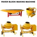 Interlocking Tile Machinery
