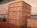 Heavy Machinery Wooden Packaging Box