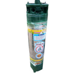 5 HP Single Phase Industrial Submersible Pump, Motor Voltage: 240 V