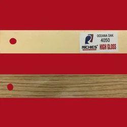 Oceana Oak High Gloss Edge Band Tape