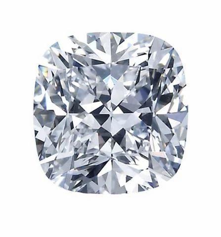 Loose Natural Diamond Cushion Brilliant Cut Gia Igi Certified