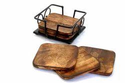 Tea Coffee Coasters Set