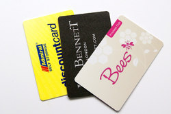 Promotional Plastic Card