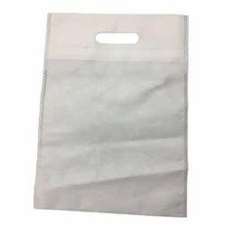 50 GSM Plain D Cut Non Woven Bag