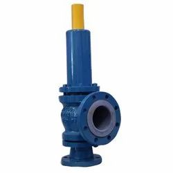 FEP Lined Safety Valve