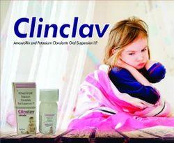 Amoxycillin     Clavulanate Potassium  Syrp