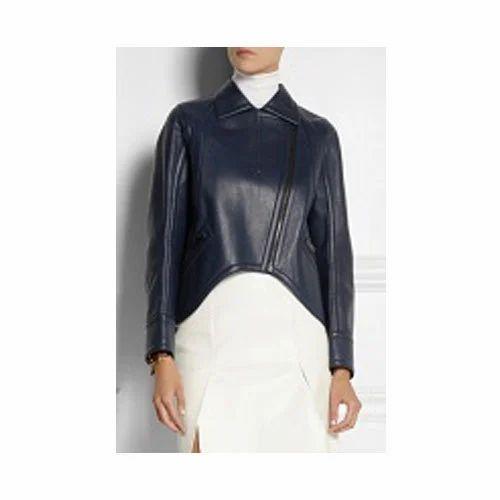 Ladies Designer Leather Jacket 7628314fe