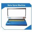 Neha Spiral Machine F/S Size