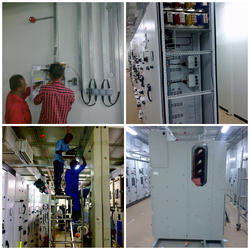 Electrical Building Annual Maintenance Contract, Screen Size: 10