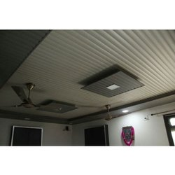 Galvanised PVC Ceiling Panel, For Office, Thickness: 12 mm