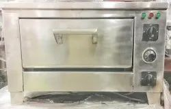 Modern Stainless Steel Medium Electric Oven