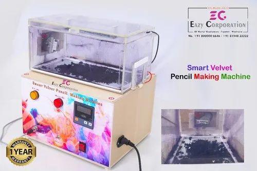 Smart Velvet Making Machine