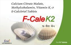 CCM , Methylcobalamin, Vitamin K2-7 , Calcitriol tablet, Packaging Type: Box