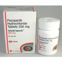 Pazopanib Hydrochloride Tablets