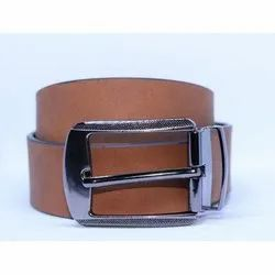 Tan Leather Belt 1