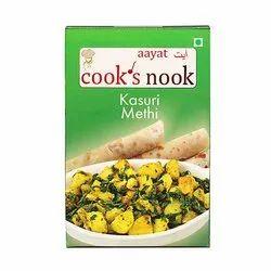 Aayat Cook''''Snook Kasuri Methi
