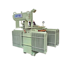 Three Phase 2MVA Oil Cooled Step Down Transformer