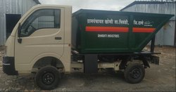 Mini Garbage Ghantagadi / Tipper Truck, GVW ( Gross Vehicle Weight): 0 - 3 Tons, Model Name/Number: Tata Ace Or Equivalent