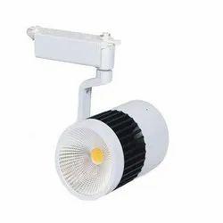 LED Track Light Spot Light White Body for Indoor, Model Name/Number: MST