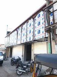 Shop Exterior ACP Cladding Work