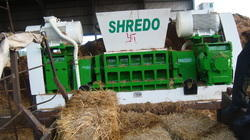 Paddy Straw Shredders