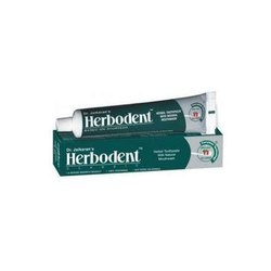 Herbal Toothpaste Packaging Tube