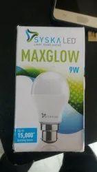 Syska LED Bulb 9W