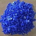 HDPE Blue Drum Grinding