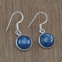 Sterling Silver Kyanite Gemstone Sterling Silver Jewelry
