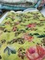 Chanderi Digital Printed Fabric