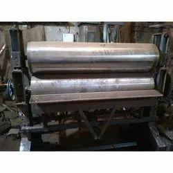 Mild Steel Garments Finish Machine