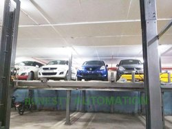 4 Post Car Parking lift system