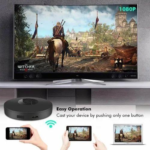 Moderne WiFi Display Dongle Media Streamer for Google WiFi Display Dongle QE-25