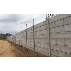 Readymade Compound Wall at Best Price in India on fence design ideas, zen style house, wall and gate design for house,