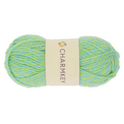 Acrylic Polyester Dyed Yarn
