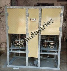 Fully Automatic 4 Die Bowl Making Machine