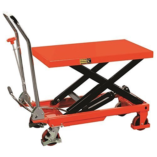 Hydraulic Lift Table Truck